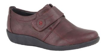 Boulevard Shoes L429BD Wide Fitting